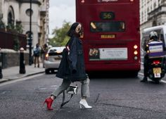 london fashion week ss18 the best street style looks