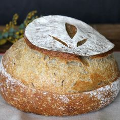 Lovejoy Bakers | Caraway Rye Boule | Made with medium rye, caraway seeds and whole wheat flour which has notable health benefits