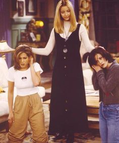 Could we BE wearing any more 90s clothes?