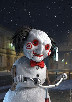 Snowman Billy