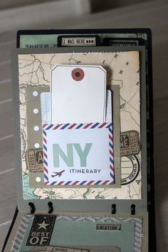 Travel road book new york