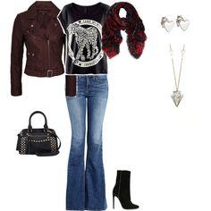 """Casual Winter Fashion! 2013!"" by jennymetalheart on Polyvore: Casual Fall Fashion! 2013!"