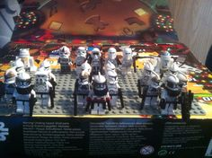 My Star Wars Trooper Army (As of 22/09/15)