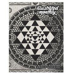 Sacred Geometry: Printed Edition
