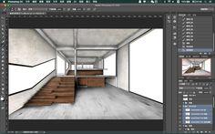 SketchUp 不渲染如何能做出竞赛风格的高大上效果图? - 知乎