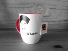 Fu - Manchu / FA - Diseño y Creaciones #Tazas #Mugs #FuManchu