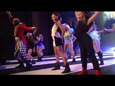 Todrick Hall's Twerk De Soleil ft. Mack Z & The Dance Moms Girls