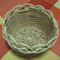 Die 34 Besten Bilder Von Korbe Flechten Braid Basket Weaving Und