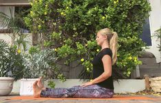 One-Move Wonder: An Energising Yoga Pose That Will Replace Your Coffee via @ByrdieBeautyUK