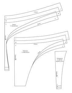 12 Sewing Patterns Tips Underwear Pattern, Lingerie Patterns, Sewing Lingerie, Lingerie Models, Clothing Patterns, Aya Couture, Lingerie Couture, Swimsuit Pattern, Bra Pattern