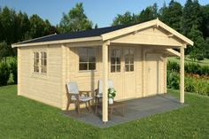 Gartenhaus Modell Marne-8