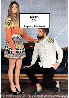 G2CHOICE SS14 Fashion Designer: Giulia Mercati