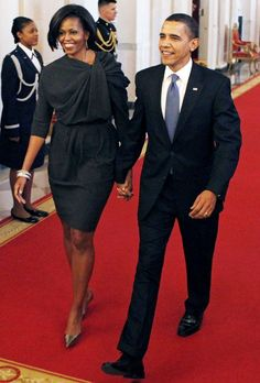 Powerful couple