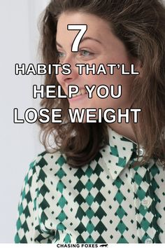 Weight Gain, Weight Loss, Diet Inspiration, Stay In Shape, 7 Habits, Healthy Weight, Women, Losing Weight, Loosing Weight