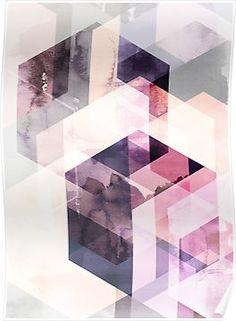 Graphic 166 art print by mareike böhmer plakat wallpaper, wallpape Art Background, Background Patterns, Cute Wallpapers, Wallpaper Backgrounds, Phone Backgrounds, Plakat Design, Art Design, Design Ideas, Geometric Art