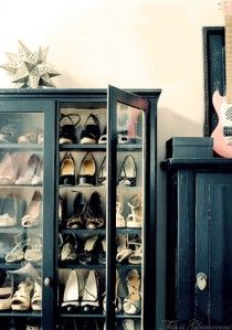 perfect for all my shoes, then I could see them all <3