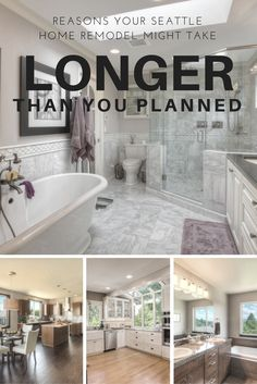 Planning your Seattle-area home remodel project can only be so precise... Here's how to know what may add to your timeline. http://info.powellrenovations.com/reasons-your-seattle-home-remodel-might-take-longer-than-you-planned