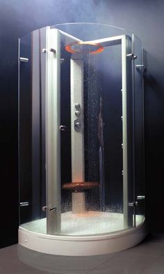 shower enclosure 9001s hydro massage jets led lights luxury bathtub steam room bathmaster house bath ideas pinterest luxury bathtub steam room and