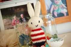 Greedy For Colour: Flora Rabbit Tutorial.