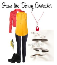 """""""Guess the disney CHaracter"""" by eastlyn-megan on Polyvore featuring Joules, IRO, MICHAEL Michael Kors and Anya Hindmarch"""