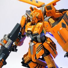 Custom Build: MG 1/100 Gray Wolf's Buster Zeta Gundam - Gundam Kits Collection News and Reviews