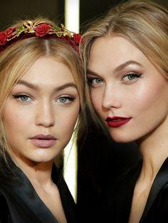 Ciao bella! In Italië kwam er weer genoeg mode- én beautymoois voorbij tijdens Milaan Fashion Week. We zetten onze favoriete kapsel- en make-uptrends...