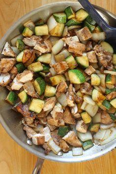 Recipe for homemade Hibachi chicken and shrimp