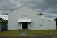 Kakahi Town Hall. Sara McIntyre King And Country, Town Hall, New Zealand, Shed, Dads, Outdoor Structures, Memories, Island, Outdoor Decor