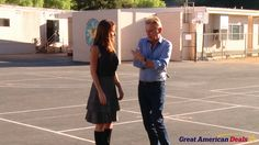 Great American Deals Interview with Pat Sajak and Wendy Jaffe #gad http://www.GreatAmericanDeals.com