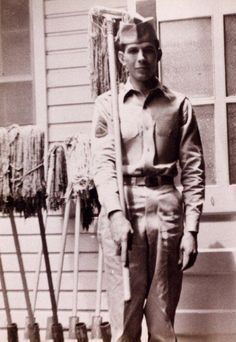 In the early 1950s, Nimoy served as a member of the United States Army Reserve. He served for eighteen months in Special Services at Ft. McPherson in Georgia