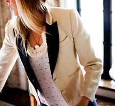 love! this blazer