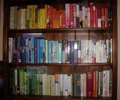 My bookshelf 2011
