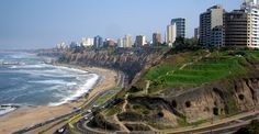 Miraflores, Lima-Perú. Check out my new blog post about what to do in Lima! #Peru