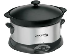 Crock-Pot slow cooker 4,7 liter   Jernia 1299,-