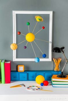Creatology™ Painted Solar System Kit, $9.99 at Michaels ...