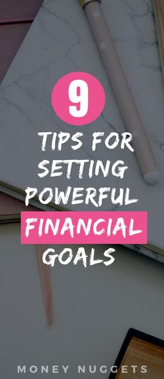 Looking to set financial goals? These tips will show you exactly how to set financial goals that you can actually achieve. Best Money Saving Tips, Ways To Save Money, Money Tips, Financial Goals, Financial Planning, Earn More Money, Hacks, Investing Money, Frugal Living
