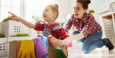 Here are 7 ways to make chores for kids more fun while also teaching them the value of responsibility and ownership. Move In Cleaning, Deep Cleaning Tips, Cleaning Hacks, Professional House Cleaning, Eco Friendly Cleaning Products, Chores For Kids, Way Of Life, Spring Cleaning, Spring Break