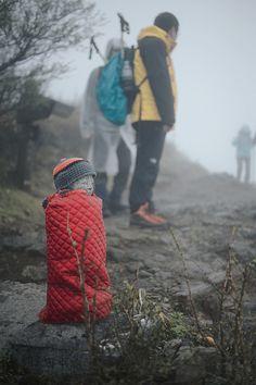 山のお地蔵様 by moriyu, via Flickr, Jizo mountain