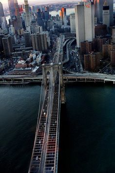 pinterest.com/fra411 #nyc - Brooklyn Bridge, New York City