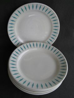 Homer Laughlin restaurant plates