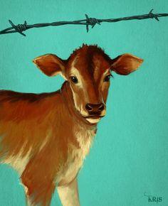 Vegan Animals, Farm Animals, Strret Art, Art For Change, Animal Help, Cow Art, Animal Cruelty, Prisoner, Animal Rights