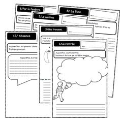 Way To Learn French Products French Teaching Resources, Teaching French, Reading Resources, French Body Parts, French Numbers, French Classroom, Cycle 3, French Teacher, French Immersion