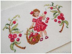 Monogram Cross Stitch, Cross Stitch Bird, Cross Stitch Flowers, Cross Stitching, Baby Cross Stitch Patterns, Hand Embroidery Patterns, Ribbon Embroidery, Cross Stitch Embroidery, Rose Mehndi Designs