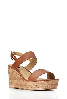 No Fuss Wedge Sandals | FOREVER21 - 2000107167