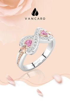 477b2f185 35 Best VANCARO Angel Wing Ring images in 2019 | Angel wing ring ...