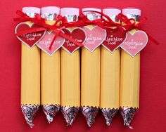 cute teacher gift... back-to-school party favor