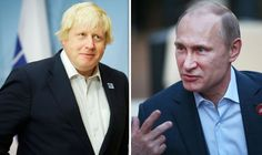 Boris Johnson orders Putin to STOP supporting 'indefensible' Syrian regime.(September 7th 2016)
