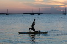 Amelia Island offers some unexpected, highly inspired backdrops for yogis from absolute beginners to power practitioners. Here are six perfect places. On Board Leave your mat on the shore and hop onto a stand-up paddle board (SUP) for a floating class led by Amelia Island's original and onlycertifiedSUPyogainstructor, Deb Cunningham. ...