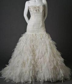 Trendy Stylish Wedding Dress 2014