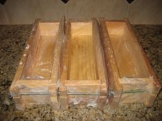 How to make cold processed (castile) soap in 13 steps; atutorial
